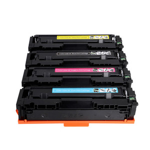 Wholesale cartridges for hp laserjet for sale - Group buy 202A Compatible Toner Cartridge CF500A BK CF501A C CF502A Y CF503A M for HP Laserjet Pro M254nw M254dw M280nw M281fdw M281fdn