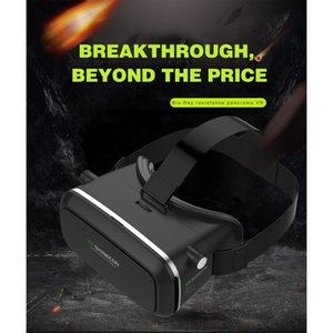Wholesale For smart iphone for size VR AR Glasses D Glasses Vritual Reality Shinecon Headset VR universal D Box DE19