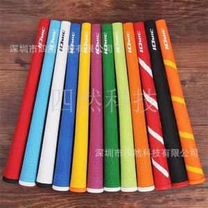 Wholesale Eco Friendly Anion Golf Grips Hand Flexible Colorful Irons Clubs Grip Business Gift Designer For Women Men Handgrip sr jj