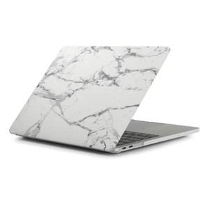 leopard macbook fall großhandel-Marmor Sternenhimmel Galaxy Hard Case für Apple Macbook Air Pro mit Retina Zoll Laptop Matt Fällen