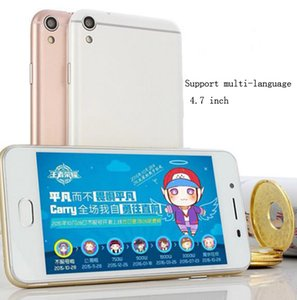 New Android domestic foreign trade smart phone, 4.5 inch ultra-thin mobile intelligent machine, low-cost smart phone wholesale