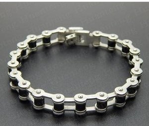 Wholesale men s bracelets for sale - Group buy Hot sell Europe and the United States men s bracelet titanium steel bicycle chain bracelet SL00007