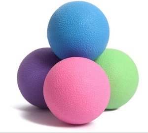 Fitness Acupoint Massage Lacrosse ball Therapy Trigger Point Body Exercise Sports Yoga Ball Muscle Relax Relieve Fatigue Roller wholesale on Sale