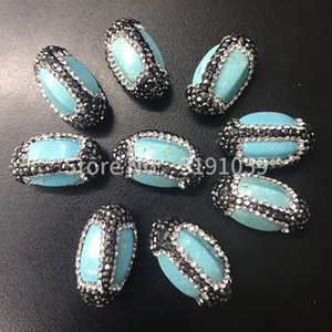The original design hand-made beads micro inlaid ornaments the best DIY jewelry on Sale
