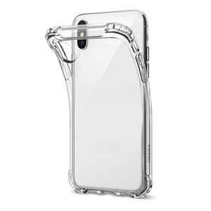 Wholesale Ultra Thin TPU Case For NEW XR XS MAX Clear Shockproof Soft Silicone Transparent Cases