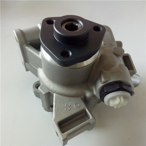 New Power Steering Pump A0034660101 For MERCEDES W211 S211 E200 E220 E270 C209 OEM 0034660101 0044661201 0034660001 on Sale