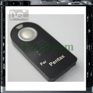 Wholesale IR Infrared Wireless Remote Control for Pentax K5 K5 II K50 K3 II K30 K7 KR KX KM K-S1 K-S2 K20D K10D PF270