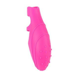 Wholesale Vibrating fingertip for clitoral stimulation tool sex toy adult product