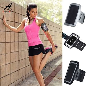 Wholesale Top Black Armbands Waterproof Run for Xiaomi Redmi S2 X A A A1 Mi6 Mi Max Mix2 Mix Note Plus Arm Band Bag Case