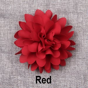 Wholesale Girls High Quality Simulation Snow Spinning Lovely Fresh Sunshine Flowers Hairpin Children Hair Accessories Holiday Travel