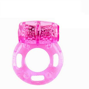 Hot Sale Silicone Vibrating Penis Rings, Cock Rings, Sex Ring, Sex Toys for Men Vibrator Sex Products Adult Toys erotic toy vibrators on Sale