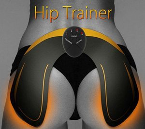 Wholesale EMS Intelligent Hip Trainer Buttocks Lifting Waist Body Beauty Machine Beauty Massage Relaxation Machine Retail package set