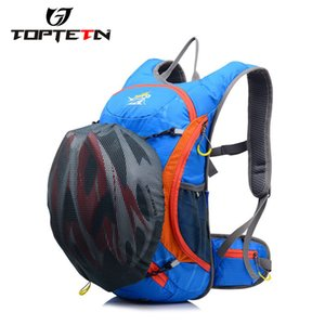 Wholesale Outdoor Backpack Ultralight Bicycle Bags Nylon Breathable Cycling Bag with Rain Cover Hydration Water Bag