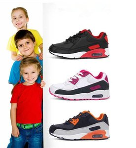 Wholesale 2018 Hot Sales Breathable cheap Lace-up Athletic Shoes Kids Casual Shoes Male sneakers Children shoes boys Running sneakers Baby EUR 25-41