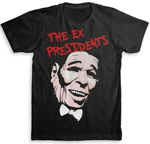 POINT BREAK ~ The EX PRESIDENTS MOVIE SCENE SHIRT *Custom by OLDSKOOL*