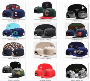 Wholesale Men s Women s Basketball Baseball American Football Teams Hats Snapbacks Mens Youth Cayler Sons Sports Hip Hop Flat Caps Hat Snapback
