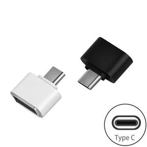Type C USB 3.0 OTG Adapter Type-C Male To Female USB OTG Converter For App 5s plus 4C Samsung S8 Nexus 6P