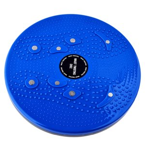 Waist Twisting Disc Board Fitness Equipment for Weight Loss Leg Trainers Sports Magnetic Massage Plate Exercise Wobble on Sale