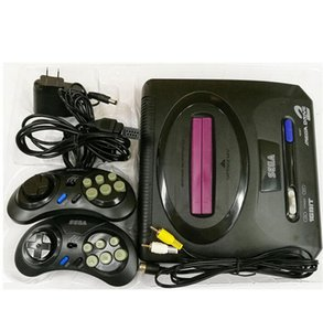Wholesale Sega Genesis MD compact in dual system game console catridge rom support original game card