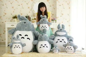 Wholesale Anime Stuffed Animal Hot Sale cm Famous Cartoon Totoro Plush Toys Smiling Soft Stuffed Toys High Quality Dolls Factory Price In Stock