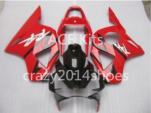 Wholesale honda 954 black red fairings resale online - Motorcycle Fairing kit for HONDA CBR900RR CBR RR CBR900 ABS hot red black Fairings set gifts K1