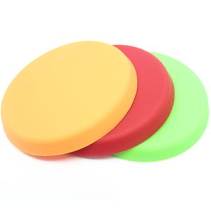 Wholesale Silicone Flying Discs Pet Frisbee Dog Cat Toy Food grade Silicone Frisbee Utensils Dog Supplies Best price