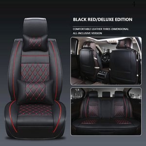 Wholesale Car Seat Cover for Renault Captur Clio 4 Duster Laguna 2 Logan Megane 2 Seat Leather Scenic 2 Scenic 3 Covers for Car Seats Funda Coche