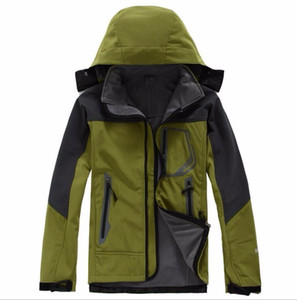 2018 Mens north Denali Fleece Apex Bionic Jackets Outdoor Windproof Waterproof Casual SoftShell Warm Face Coats Ladies on Sale