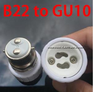 B22 E14 to GU10   E14 to G9 G5.3 MR16   B22 to E14   E27 - B15 B22 E40 Lamp Holder Converter Big Screw Mouth