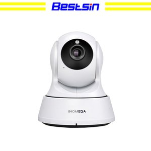 Wholesale Bestsin HD Home Security WiFi Baby Monitor 720P IP Camera Night Vision Surveillance Network Indoor Baby Cameras