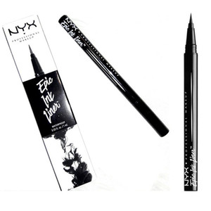 Wholesale Dropshipping NYX Epic Ink Liner nyx Black eyeliner pencil Headed makeup liquid Black Color eye liner waterproof Cosmetics Long Lasting