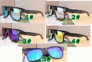 Wholesale cheap summer brand FASHION men drving sunglasses colors sports women glasses Cycling Sports Outdoor mirror Sun Glasses