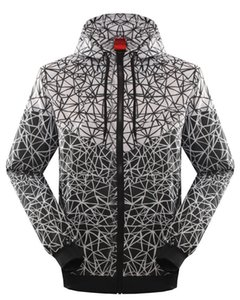 Hot New Fashion Men and Women Pullover Hoodies Lover Fall Thin Windrunner Light Windbreak Free Shipping Zipper Hoodies