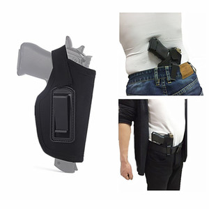 FIRECLUB Inside the Pants Concealed Carry Clip-On Holster for Medium Compact And Subcompact Pistols