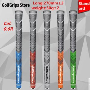 2016 New color on sale golf grips plus 4 grips 3 colors Multi Compound standard and midsize 13 lot golf clubs tour on Sale