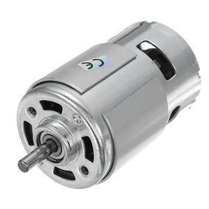 Wholesale DC V RPM High Speed Large Torque Motor
