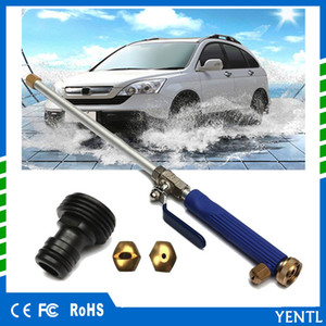free shiping Alloy Wash Tube Hose High Pressure Power Water Car Garden Nozzle Gun 2 Spray Tips Jet Washer Nozzle Gun pistola de pressao