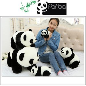 Wholesale Popular Cute Giant Panda Zoo Climbing Doll Plush Soft And Comfortable Toys Children Holiday Birthday Gift