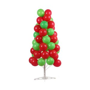 Wholesale Stable Balloon Tree Display Stand Plastic Base Metal Pole Wedding Birthday Festival Party Decoration ZA6785