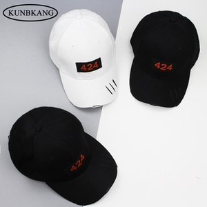 Wholesale hot ball numbers resale online - Hot High Quality Patch Number Baseball Cap Hat Bone Men Women Snapback Caps Gorras Holes Eaves Peaked Cap Hip Hop Hats