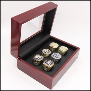 Wholesale 1977 NEW YORK YANKEE S CHAMPIONSHIP RING FANS GIFTS SET WITH BOX DHL FREE