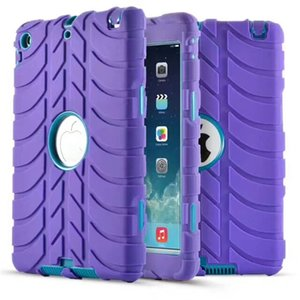 "Wholesale For apple iPad air 1 2 3 4 5 6 mini 123 4 pro 9.7"" 10.5 inch Soft Silicone Case Protective Shockproof Cover Home Children School Kids 1pc"