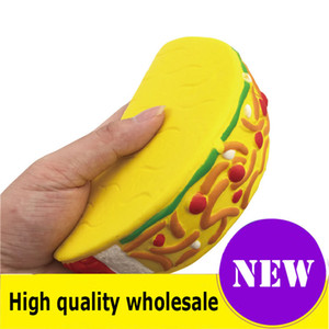Wholesale Squishy USA cookie high quality Jumbo Slow Rising Soft Oversize Phone Squeeze toys Pendant Anti Stress Kid Cartoon Decompression Toy