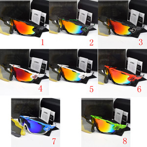 Wholesale 2018 Polarized Brand Cycling Sunglasses Racing Sport Cycling Glasses Mountain Bike Goggles Interchangeable Lens g Cycling Eyewear
