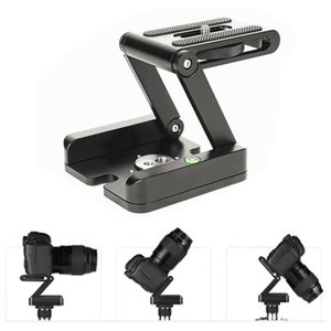 Wholesale Folding Z Type Stand Holder Professional Tripod Kit Flex Tilt Head Pan Ball Head Folding Desktop Compatible Camera Camcorder