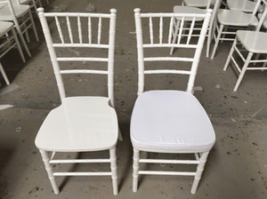 cheap used stackable chiavari chair for event on Sale