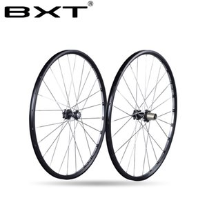2018 Axle 142*12mm MTB Mountain Bike 27.5er 29er Six Holes Disc Brake bicycle Wheel CR 24H 11 Speed Support Alloy Rim Wheelset on Sale