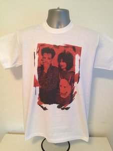 The Cure and Siouxsie and the Banshees t-shirt - Sioux Post Punk New Wave Goth