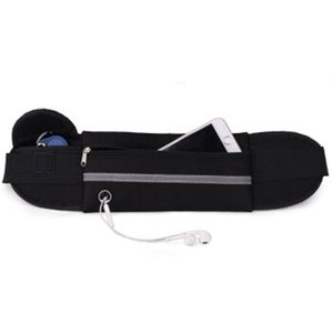 Outdoor Running Waist Bag Waterproof Mobile Phone Holder Jogging Belt Belly Bag Women Gym Fitness Lady Sport Accessories