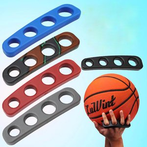 Wholesale New Basketball Assisted Shooting Trainer Silicone Basketball Shooting Posture Hand correction Three Point Ball Shot Glove Training Equipment